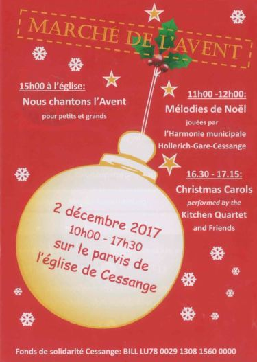 Cessange Advent 2017